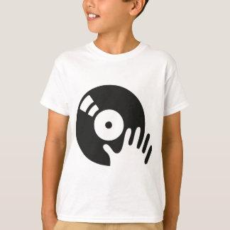 DJ-Kratzer-Turntable T-Shirt