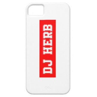 DJ-Kraut-Telefonkasten iPhone 5 Cover