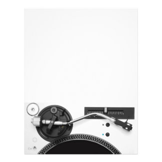 DJ-Musik-Party Flyer