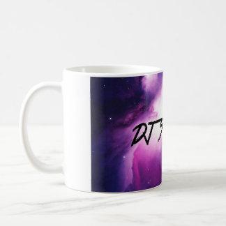 DJ-Schlitten-Kaffee-Tasse Tasse