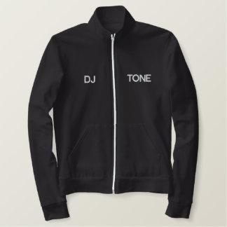 DJ-Ton-Jacke Bestickte Jacke