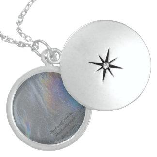 Djaneraimages ursprünglicher Prismaentwurf Sterling Silberkette