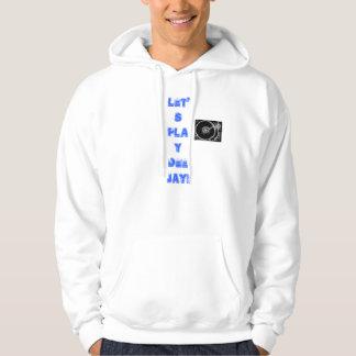 Dj's Sweatshirt À Capuche