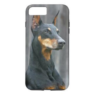 Dobermann iPhone Fall iPhone 8 Plus/7 Plus Hülle