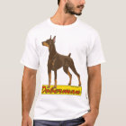 Dobermannrot T-Shirt