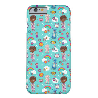 Doc. McStuffins | das Sorgfalt-Team-Muster Barely There iPhone 6 Hülle