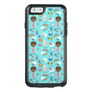 Doc. McStuffins | das Sorgfalt-Team-Muster OtterBox iPhone 6/6s Hülle