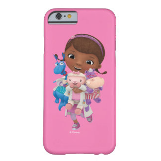 Doc. McStuffins |, welches die Sorgfalt teilt Barely There iPhone 6 Hülle