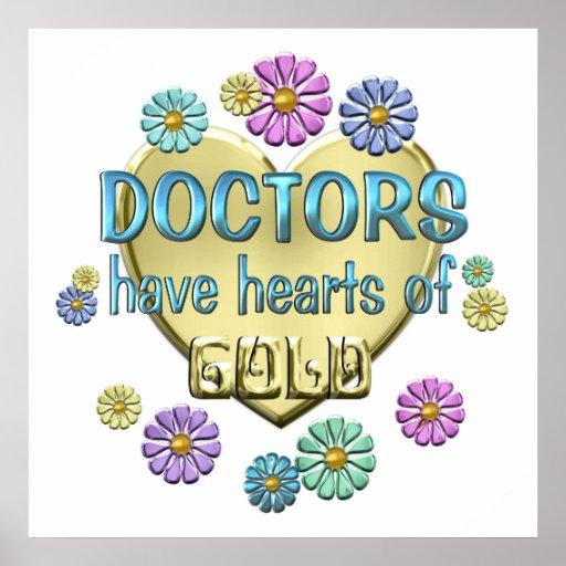 Docteur Appreciation Affiche
