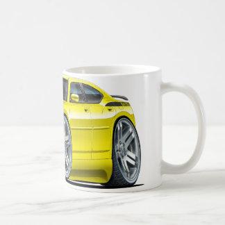 Dodge-Ladegerät Daytona gelbes Auto Kaffeetasse