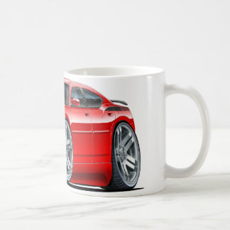 Dodge-Ladegerät Daytona Rot-Auto Kaffeetasse