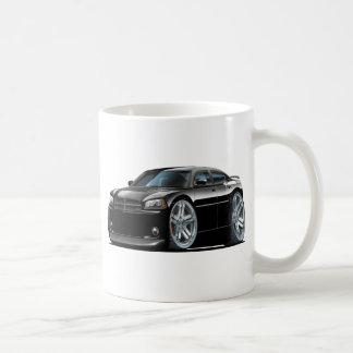 Dodge-Ladegerät Daytona schwarzes Auto Kaffeetasse