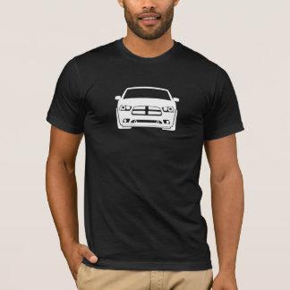 Dodge-Ladegerät-grafischer dunkler Männer T-Shirt
