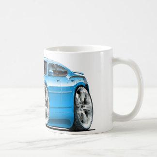 Dodge-Ladegerät-Superbienen-Blau-Auto Kaffeetasse