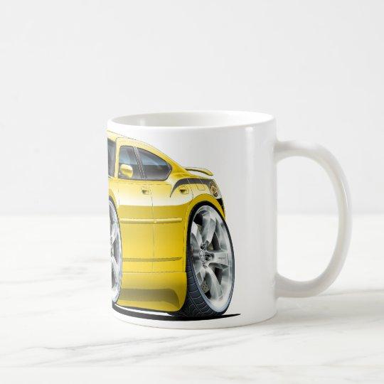 Dodge-Ladegerät-Superbienen-Gelb-Auto Tasse
