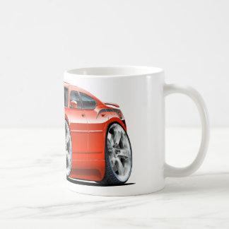 Dodge-Ladegerät-Superbienen-Rot-Auto Kaffeetasse