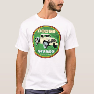 Dodge-Powerlastwagen T-Shirt