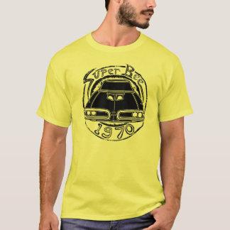 Dodge-Superbienen-Grafik-T - Shirt 1970