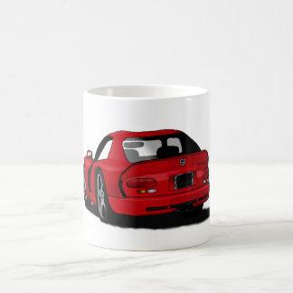 Dodge-Viper-Tasse Tasse