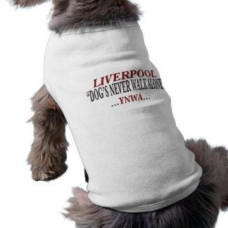 Dog'sYNWA Ärmelfreies Hunde-Shirt