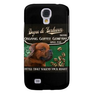 Dogue de Bordeaux Brand - Organic Coffee Company Galaxy S4 Hülle