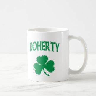 Doherty Kleeblatt Kaffeetasse