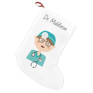 Doktor - Arzt - Assistenzarzt Kleiner Weihnachtsstrumpf