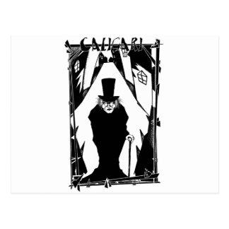 Doktor Caligari Postkarte