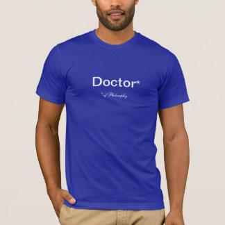 Doktor der Philosophie PhD T-Shirt