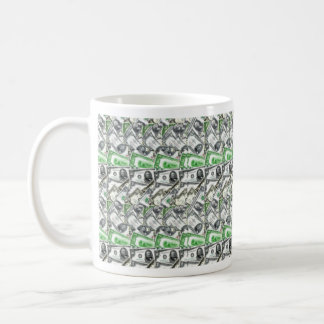 Dollar Kaffeetasse