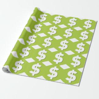 DOLLAR-Produkte Geschenkpapier