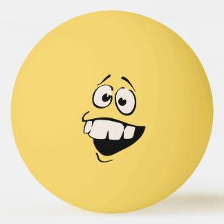 Dollar-Zahn-SmileyPing Pong Ball Tischtennis Ball