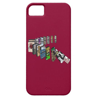 Domino-Effekt des Essens Tiere veganen Iphone iPhone 5 Cover