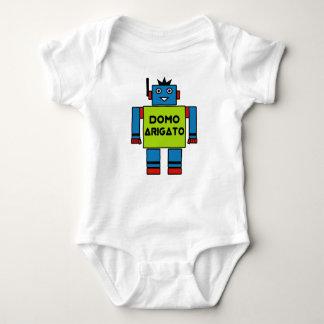 Domo Arigato Herr Roboto Baby Bodysuit Baby Strampler