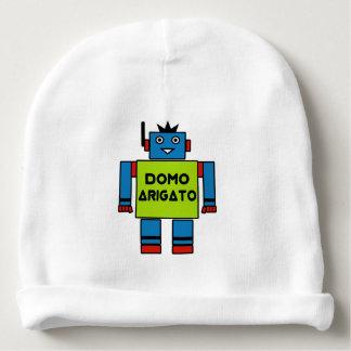 Domo Arigato Herr Roboto Baby Hat Babymütze