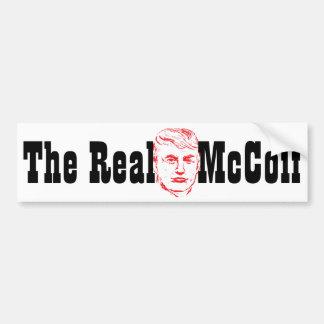Donald der wirkliche McCoif 2016 Autoaufkleber