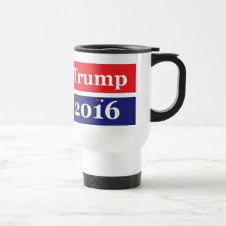 Donald Trump 2016 Reisebecher