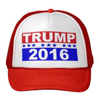 Donald Trump für Präsidenten 2016 Caps