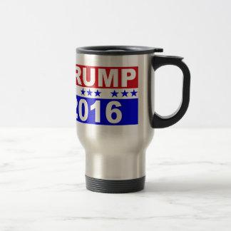 Donald Trump für Präsidenten 2016 Reisebecher