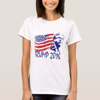 Donald Trump für Präsidenten 2016 - T-Shirt