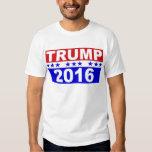 Donald Trump für Präsidenten 2016 T-shirt