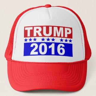 Donald Trump für Präsidenten 2016 Truckerkappe
