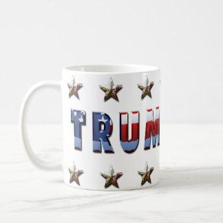 Donald Trump für Präsidenten im Jahre 2016 Tasse