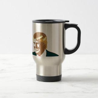Donald Trump Reisebecher