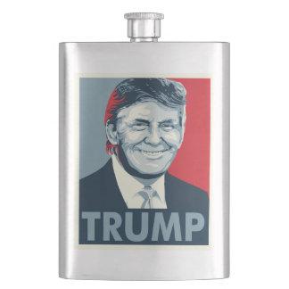 Donald Trump Taschenflasche