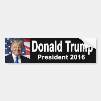 Donald- TrumpAutoaufkleber Autoaufkleber