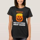 Donald Trumpkin machen Halloween groß wieder T-Shirt