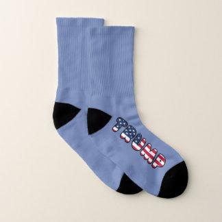 Donald- Trumpunterstützung auf kundenspezifischer Socken