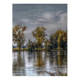 Donau Postkarte