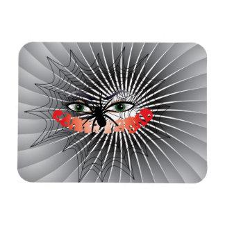 Donna ragno / Premium Flexi Magnet